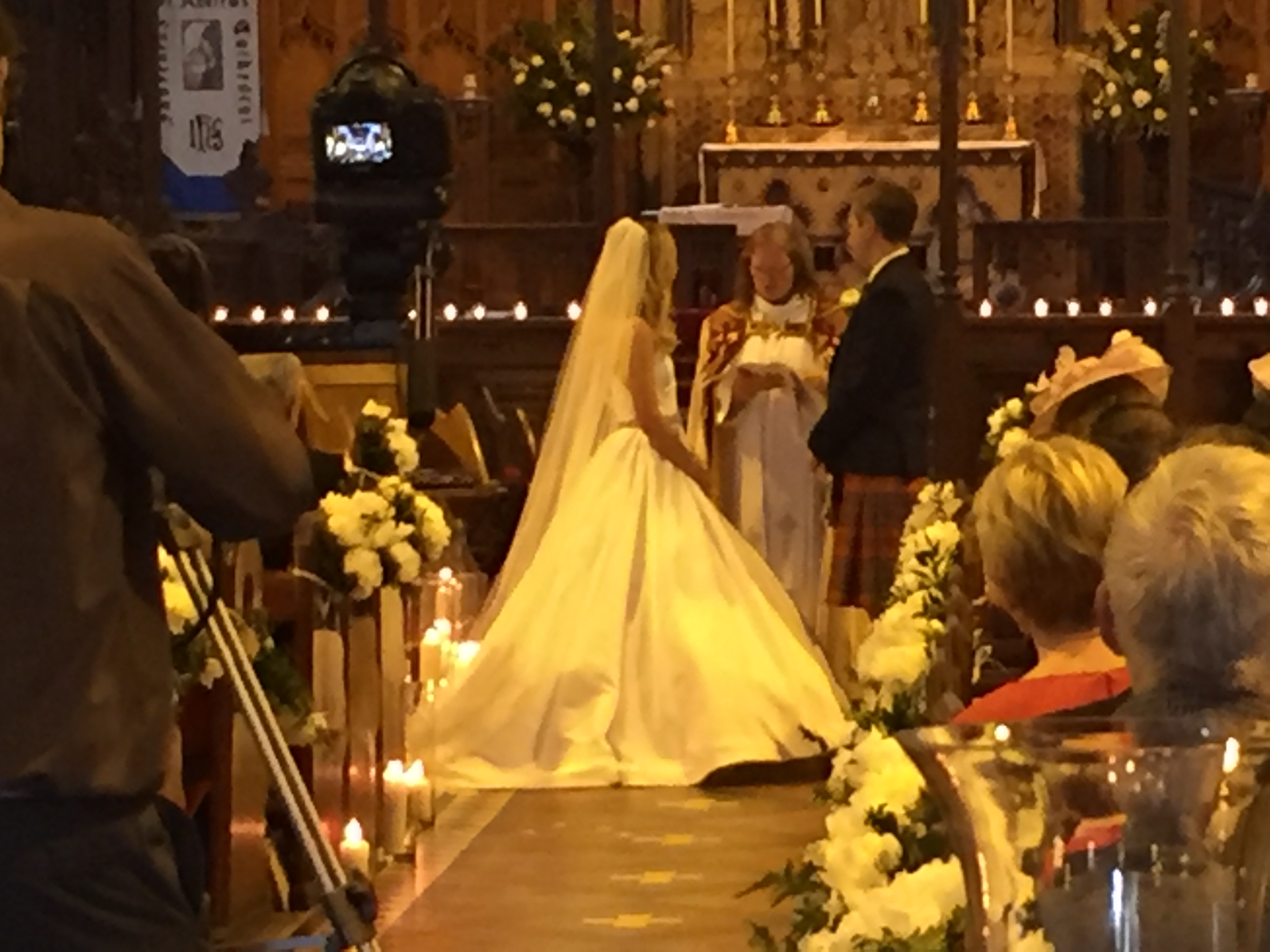 Weddings Inverness Cathedral